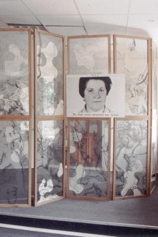 Вгалерее pop/off/art пройдет выставка пионера независимого искусства Владимира Куприянова