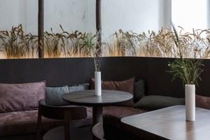 «Л.Е.С.» на Тверском бульваре: Зеленый ресторан, объединяющий дикоросы игастрономию
