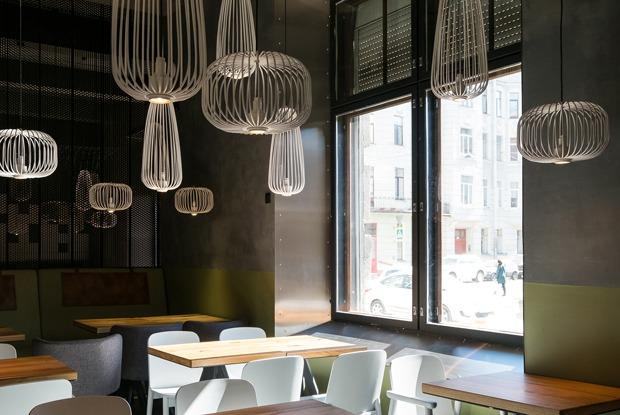 17 новых кафе, баров и ресторанов апреля