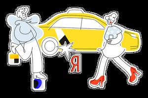 Как работает «Яндекс Go»: такси, курьеры и доставка продуктов в одном приложении