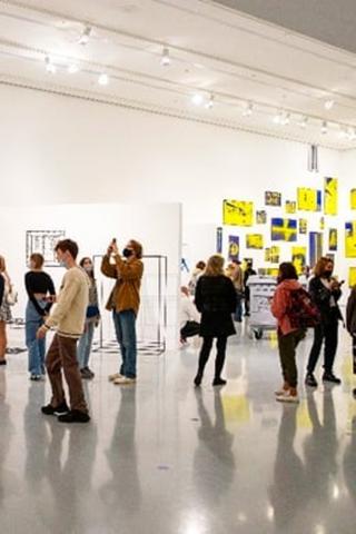 ВДень города выставки МАММ будут работать бесплатно