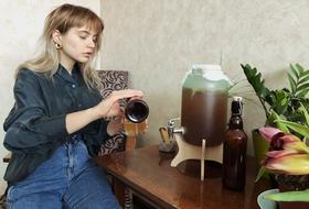 «Гриб мной управляет»: Владельцы чайного гриба— оферментации, комбуче ихорошем настроении