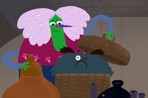 Большой фестиваль мультфильмов: Чтоискать наглавном смотре анимации встране
