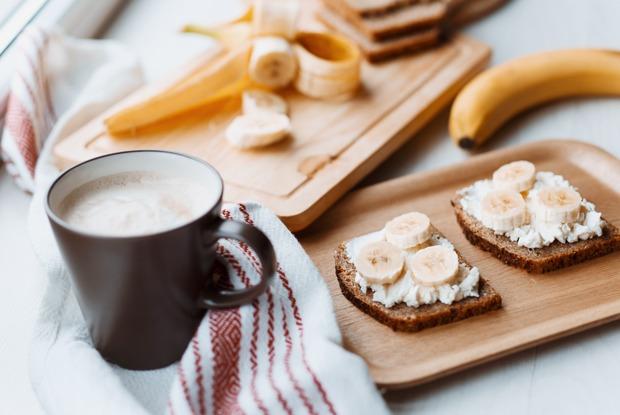 Завтракать каждую неделю сновым человеком
