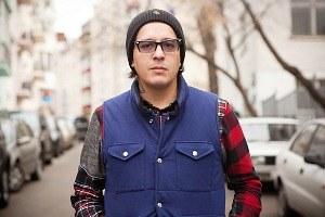 Внешний вид: Дмитрий Оскес, куратор исоорганизатор Faces&Laces