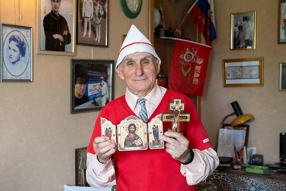 80-летние иркутяне — о городе, любви и времени