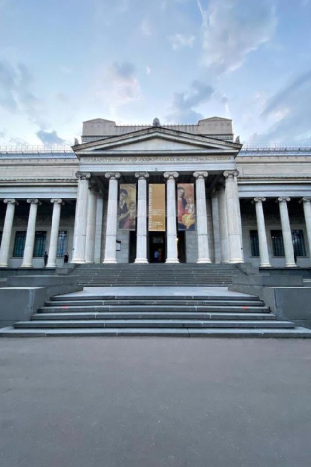 Пушкинский музей выпустил онлайн-курс обистории религиозных памятников