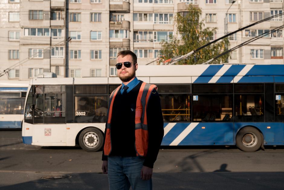 Яработаю водителем троллейбуса иснимаю обэтом ролики вTikTok