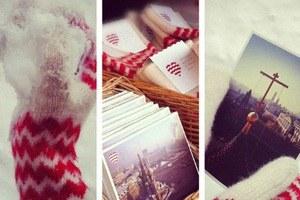 Все повязаны: Шапки, варежки, шарфы на катке