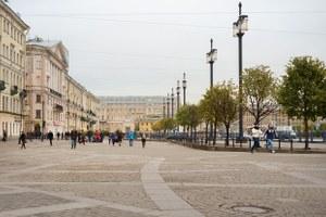 «Воздух и открытое пространство»: Как изменилась Сенная площадь