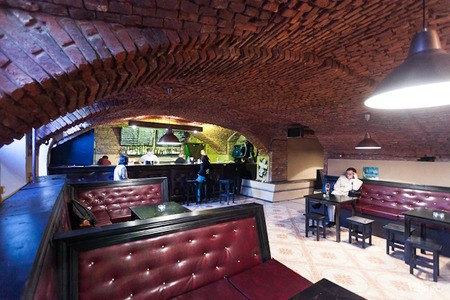 Новое место (Петербург): Real Deal's Oldschool Bar
