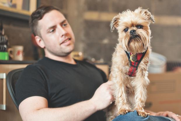 Как сделать свой офис dog-friendly