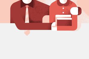 Как реагировать на приставания начальника?