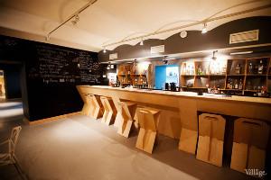 Новое место (Петербург): Кафе-бар Artek