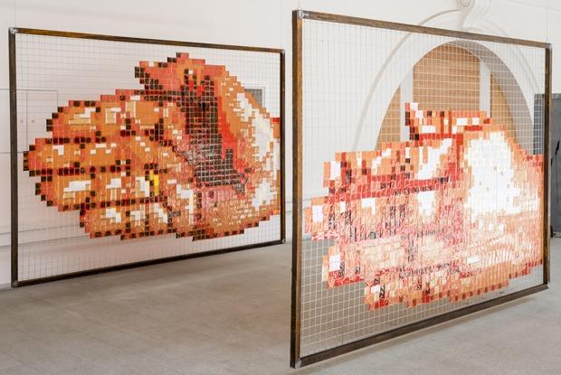 Стрит-арт в «Манеже»: Что смотреть на выставке «Части стен»
