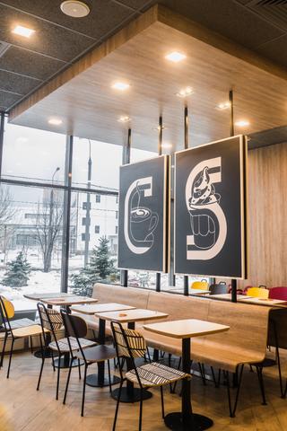 ВМоскве заработает первый «Макдоналдс» внутри «Пятерочки»