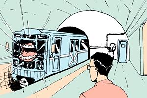 Есть вопрос: «Почему на некоторых станциях метро звучит сигнал как на вокзале?»
