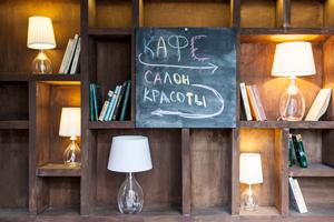 Смешной формат: Кафе при магазинах, студиях йоги исалонах красоты