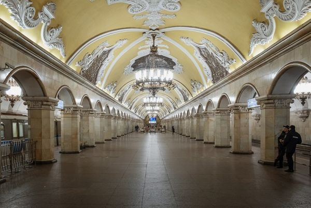 Что сейчас происходит в московском метро