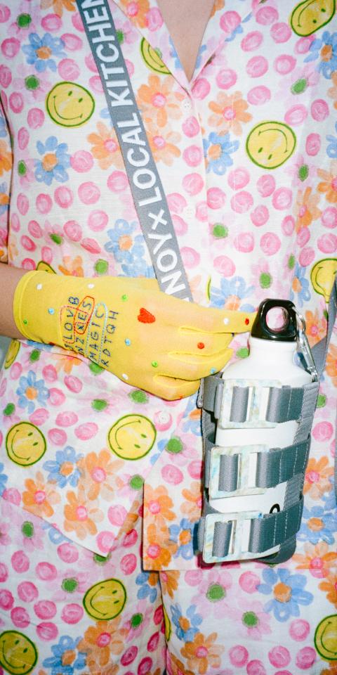 Экосумки для многоразовых бутылок от«Кухни нарайоне» и«Цветного»