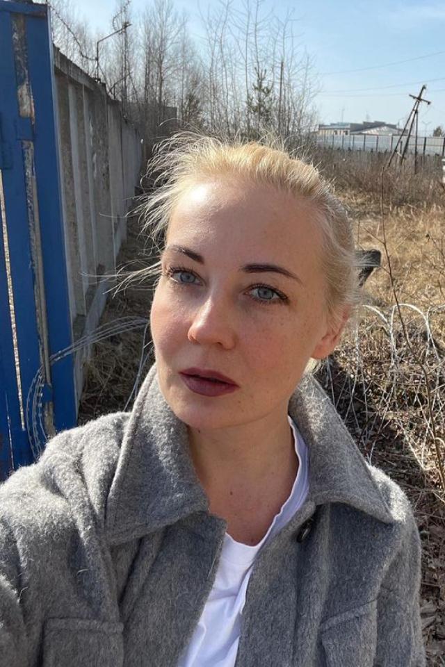 Полиция решила поставить Юлию Навальную научет как «склонную ксовершению административных правонарушений»