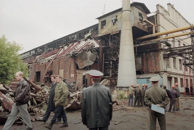 Прошлое, настоящее ибудущее московских промзон