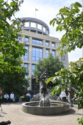 Московские суды ограничили посещение из-за коронавируса