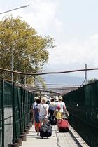 Девять миллионов человек пересекли русско-абхазскую границу с начала года