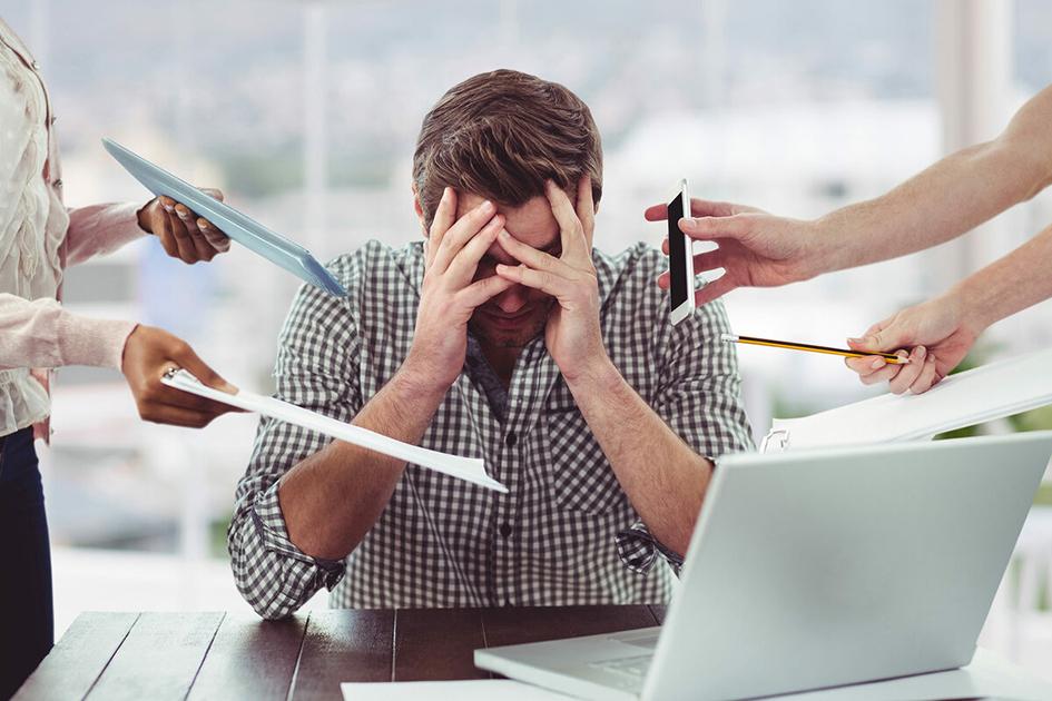 Сколько краснодарцев жалуются на проблемы со здоровьем из-за работы сверхурочно