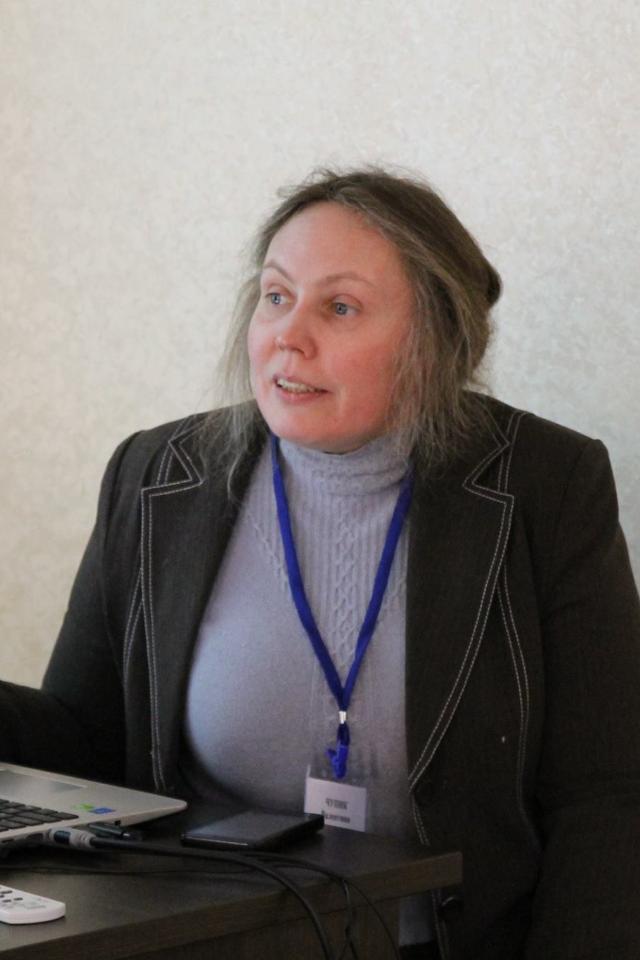Правозащитница Валентина Чупик улетела вАрмению
