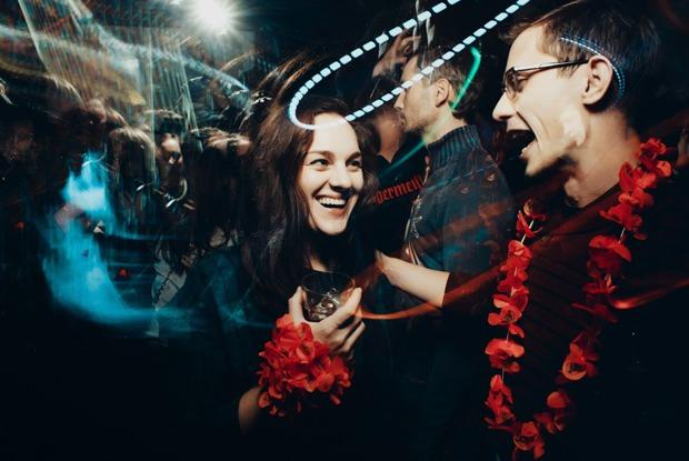 30 вечеринок вНовый год