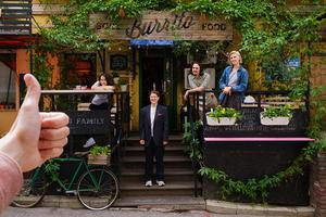 Burrito Family — мексиканское семейное кафе с американским уклоном