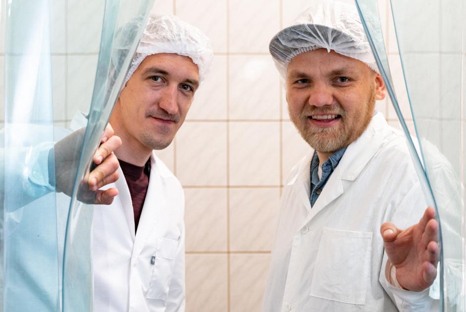 «Митлесс»: Как бывшие следователь иоперативник Госнаркоконтроля запустили вПетербурге производство растительного мяса