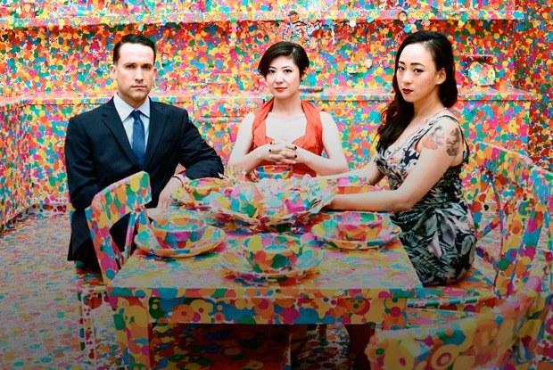 «Библионочь», фотографии Стива Шапиро и новый альбом Xiu Xiu