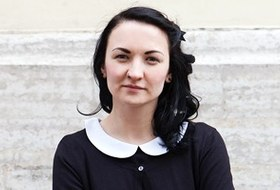 Внешний вид (Петербург): Маша Небесная, сооснователь Творческой мануфактуры «П.Т.Х.»