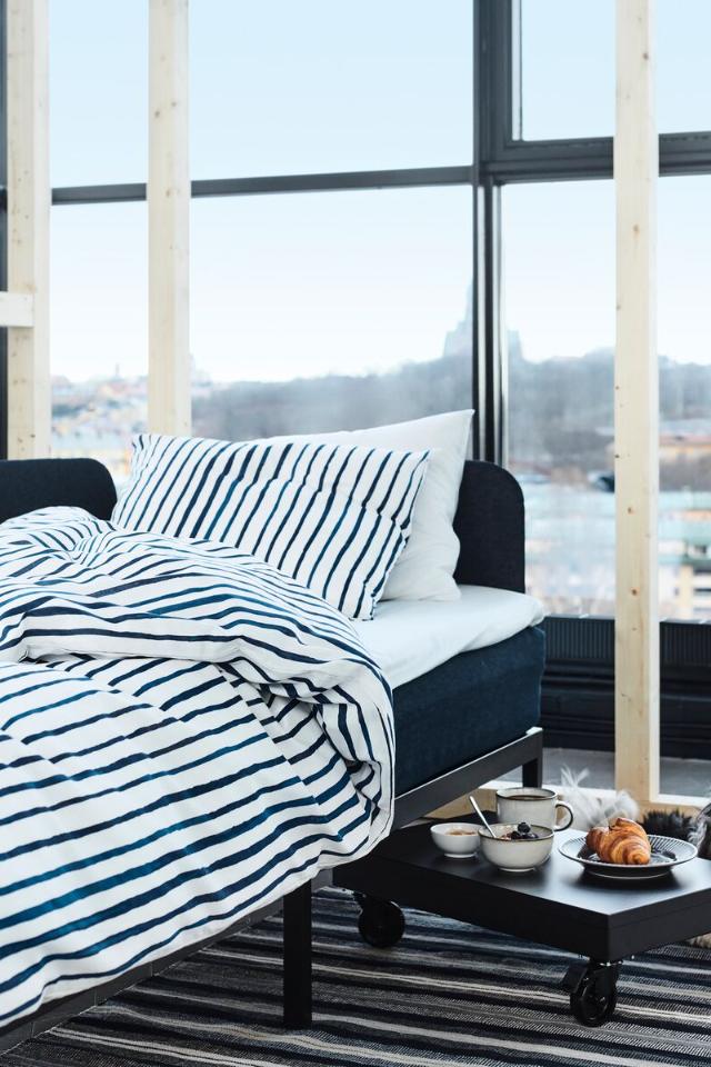 Коллекция «ИКЕА» для небольших квартир ипостоянных переездов