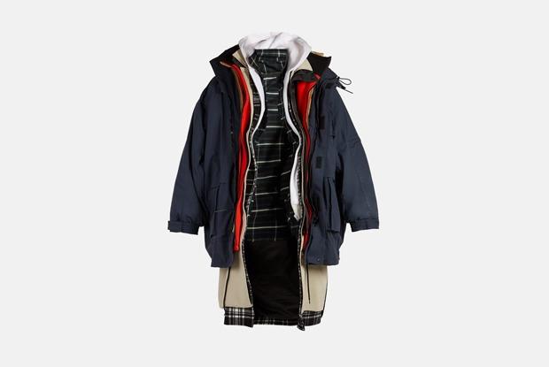 Как повторить семислойную куртку Balenciaga за5586евро