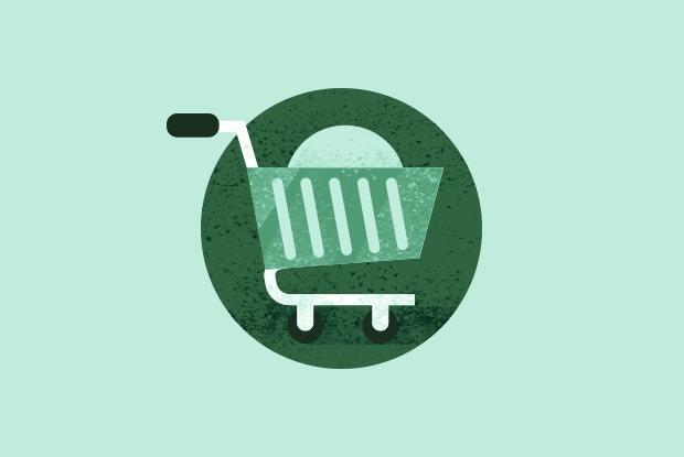 Какие магазины продают больше товаров без упаковки