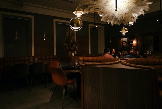 Двухэтажный бар Sekta в«Синара Центре»