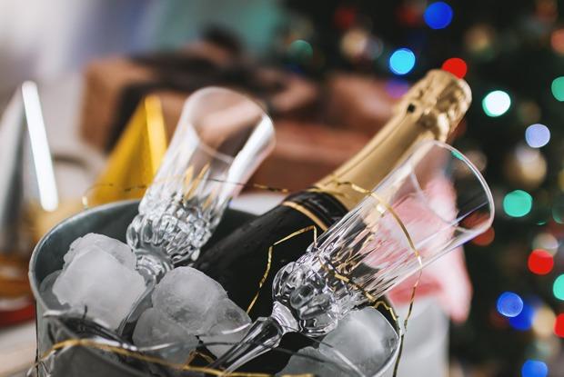 Как не ослепнуть, отмечая Новый год
