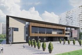 Как будет выглядеть культурный центр в скандинавском стиле в Строгине
