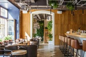 Мечты опинчос: Little Garden Kitchen&Bar вБольшом Кисельном