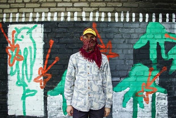 Уличные художники в Иркутске