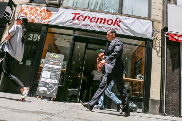 «Теремок» наМанхэттене: Как российская сеть пришла вСША