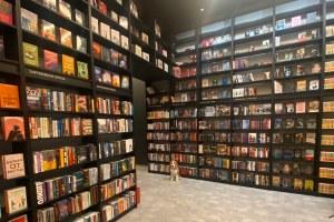 Книги, кофе и собаки в новом «Пространстве»