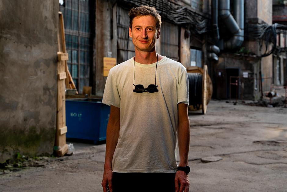 Куратор «Севкабель Порта» Алексей Онацко— о«Гавани2.0», сауне накрыше, workation вРепино инашем Беркли вКрыму
