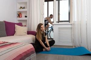 Жильцы квартир-студий — окомпактном быте