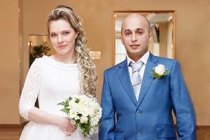 Аслан и Людмила: Как женятся иностранцы в Москве