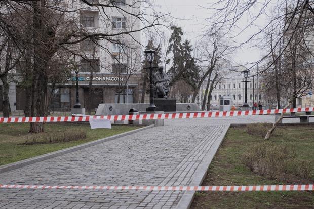 30 тысяч штрафа заслучайный выход издома: В России вводят настоящий карантин