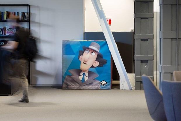 Как выглядит российский офис Discovery
